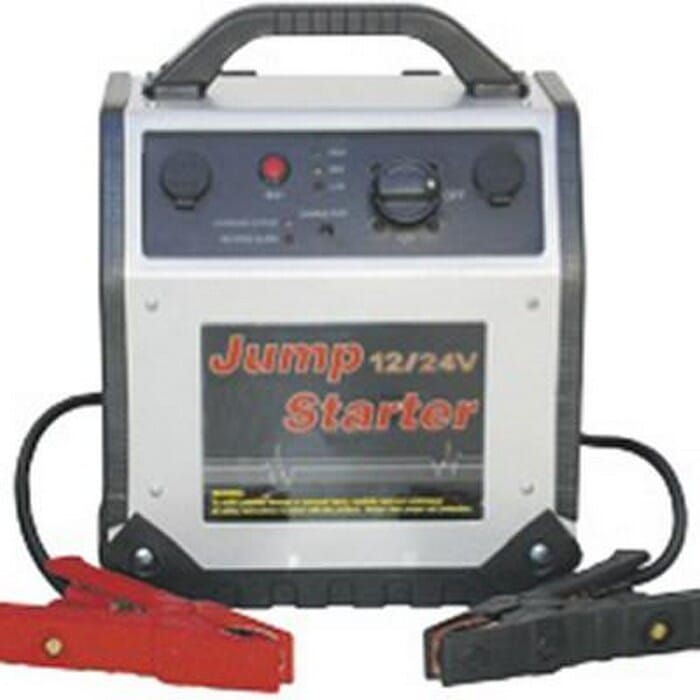 X Appeal Jump Start 12v and 600 Amp Heavy Duty