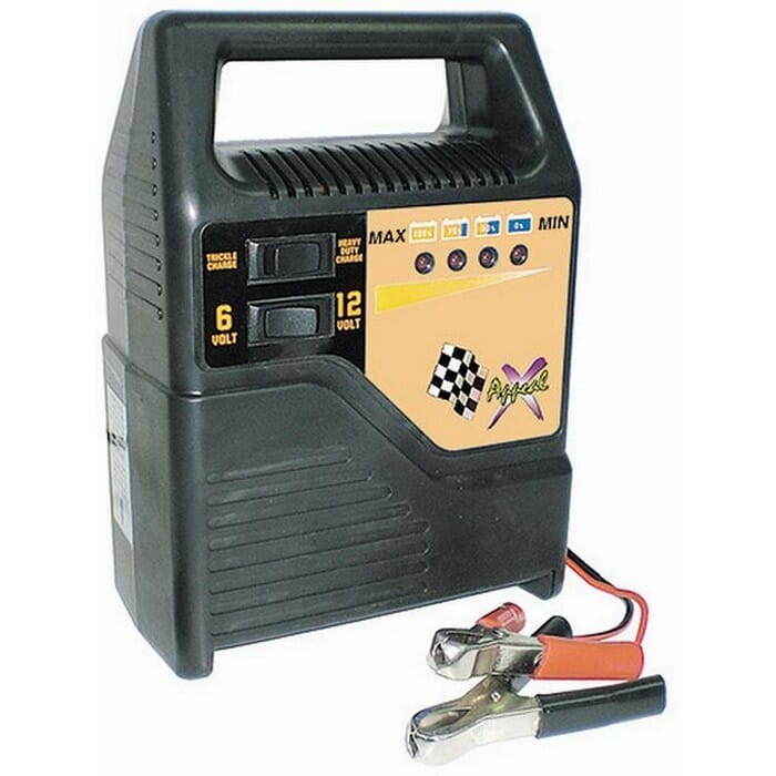 Start My Car 8 Amp /12V Battery Charger