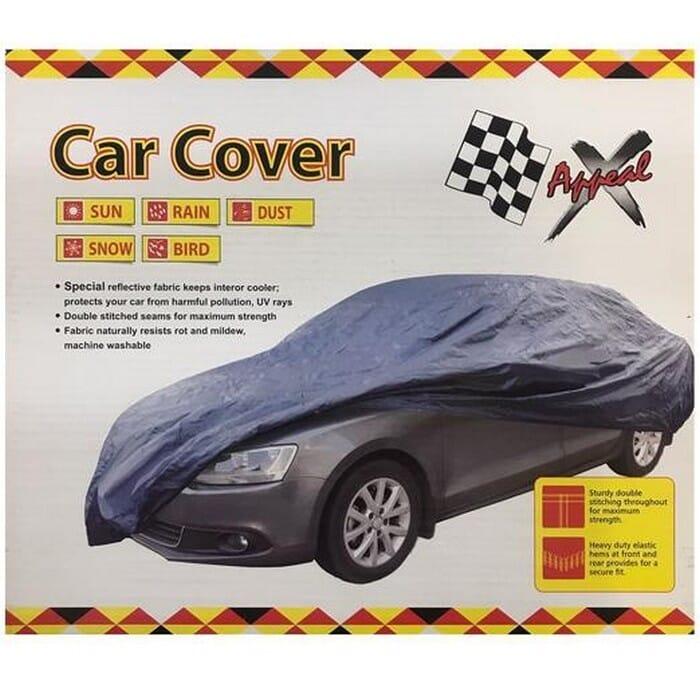 Universal Car Cover - Nylon: Large