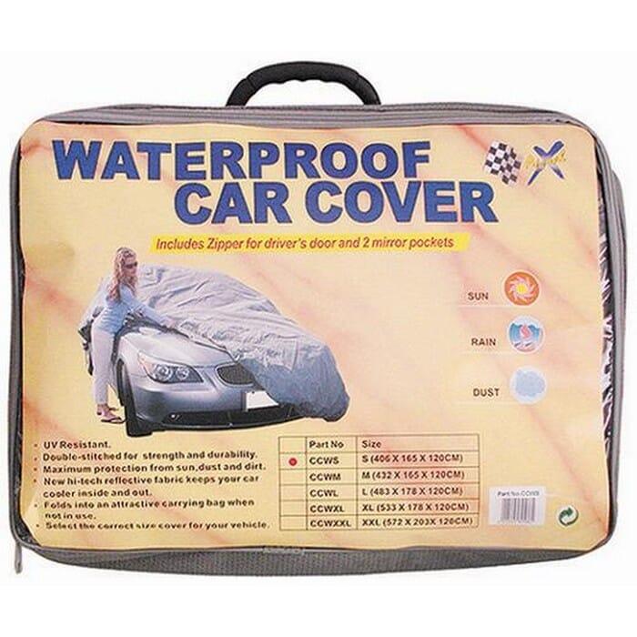Universal Car Cover - Nylon: XX-Large