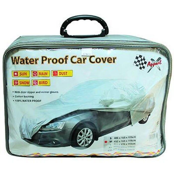 Universal CAR COVER - WATERPROOF: LARGE