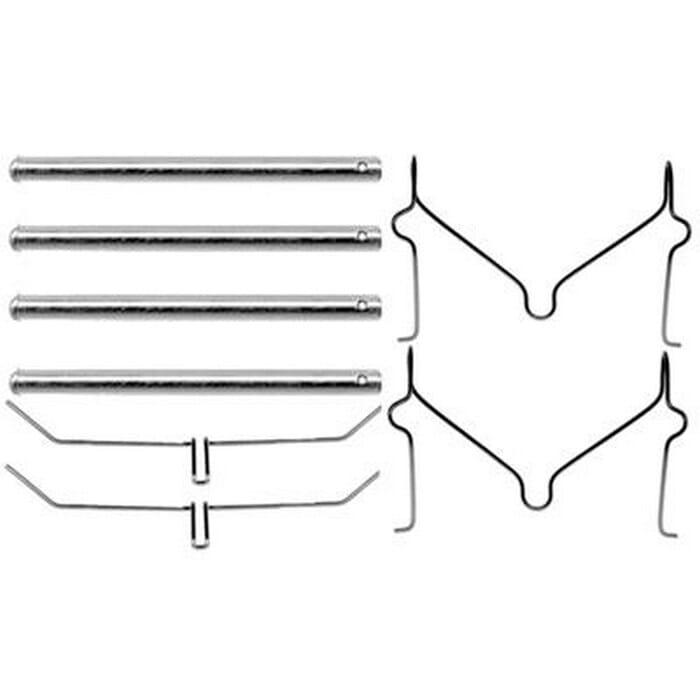 Toyota Land Cruiser Brake Pad Spring Kits