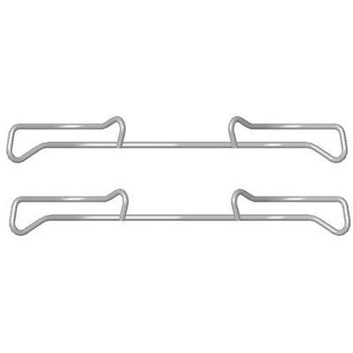 Volkswagen Caddy Brake Pad Spring Kits