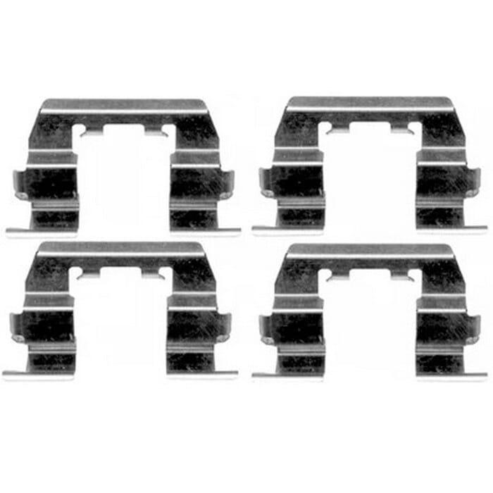 Hyundai Getz Brake Pad Clip Kit