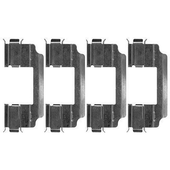 Toyota Hi-lux Disc Brake Pad Clip Kit