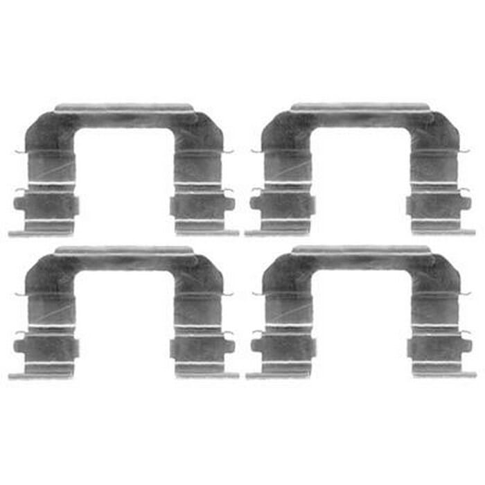 Chevrolet Daewoo Disc Brake Pad Clip Kit