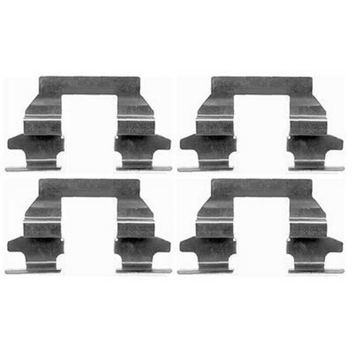 Universal Murano Disc Brake Pad Clip Kit