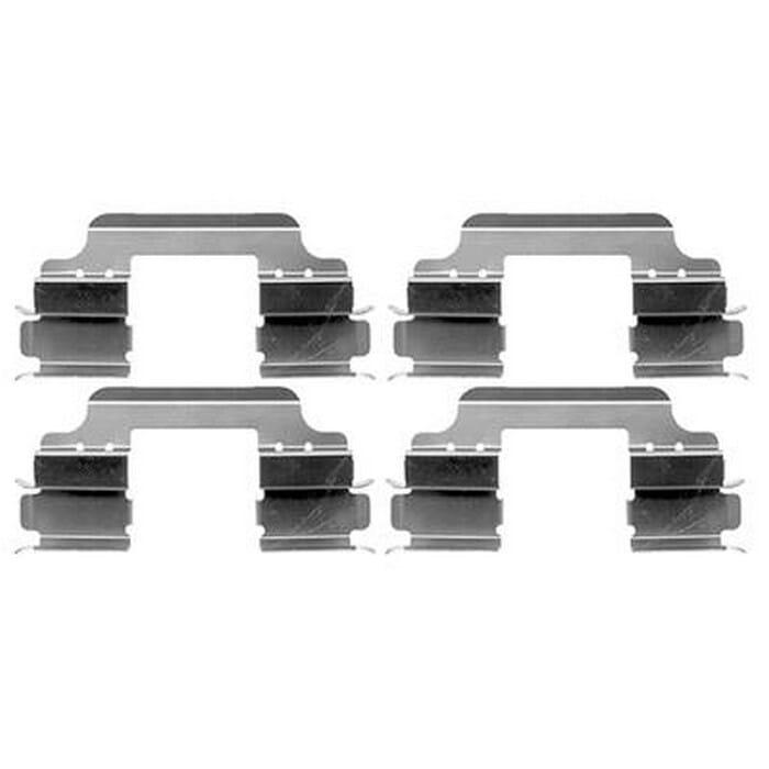 Nissan Micra Disc Brake Pad Clip Kit