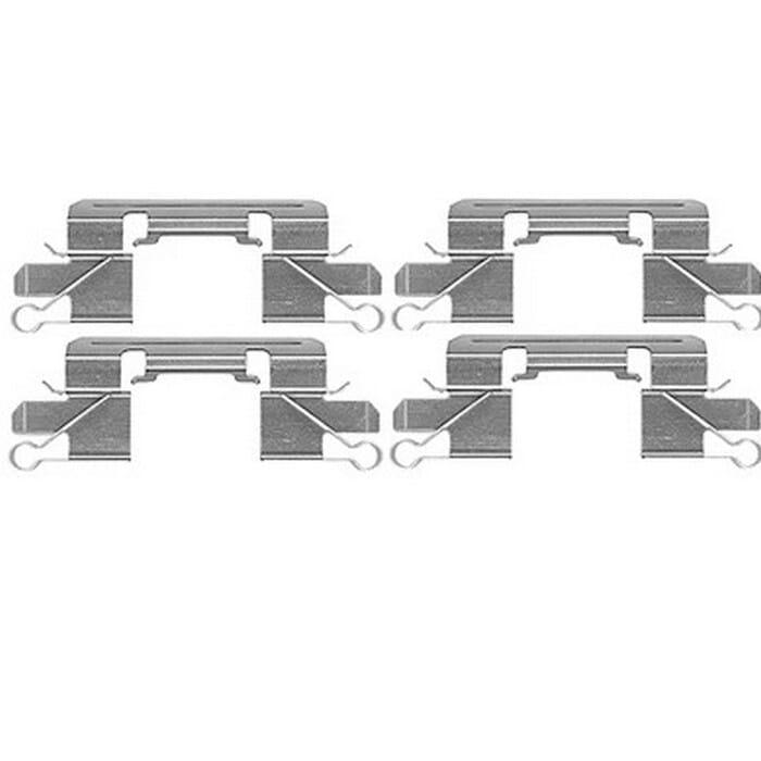 Nissan Navara Disc Brake Pad Clip Kit