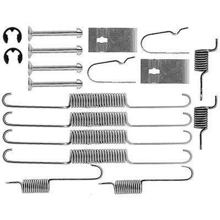 Mazda Laser Brake Shoe Spring Kit