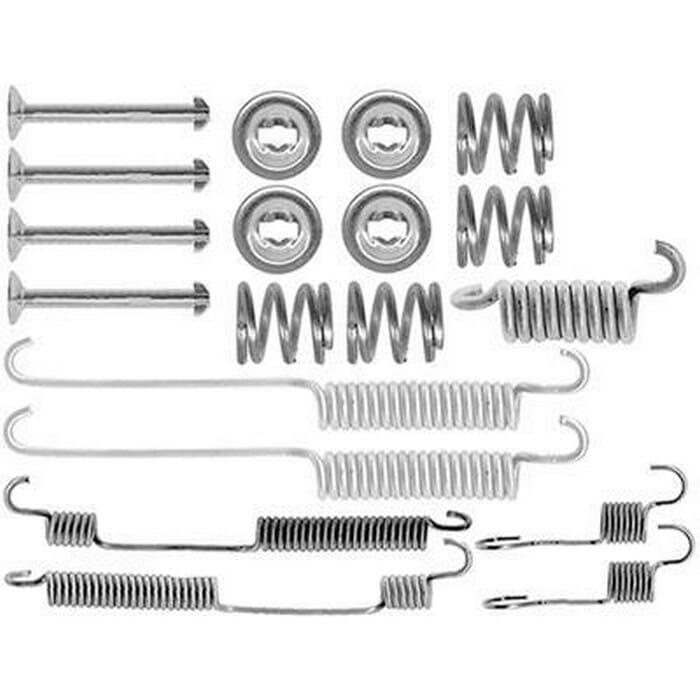 Ford Bantam Brake Shoe Spring Kit