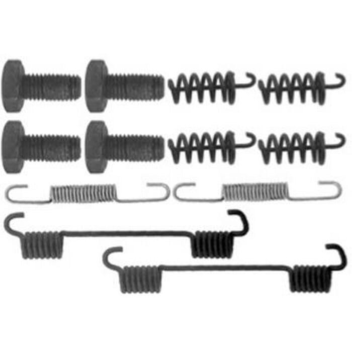 Mercedes-Benz Brake Shoe Spring Kit