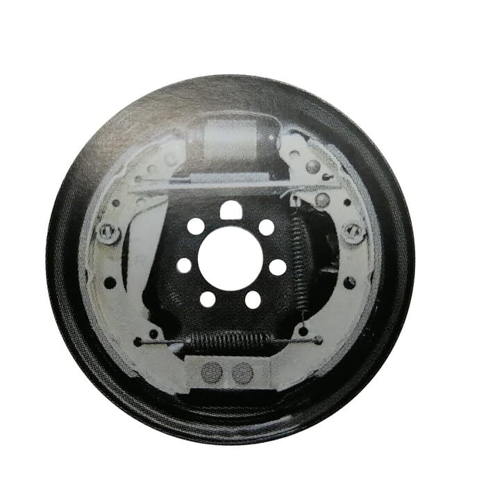 Volkswagen Brake Drum Assembly for Vw Polo With Dampers