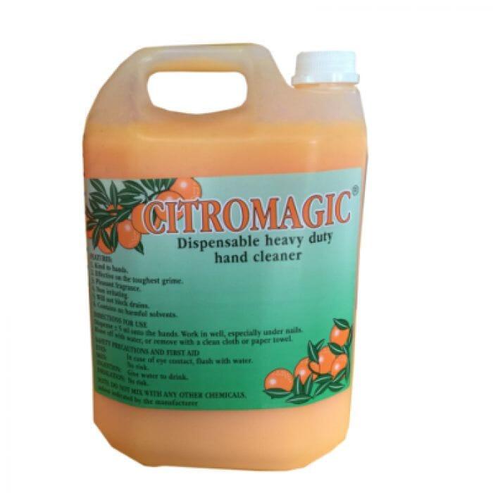 Chemcon Citromagic hand cleaner 5lt