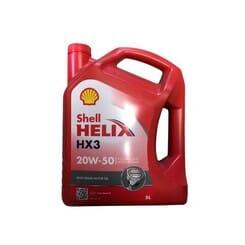 Universal Oil Shell Hx3 20w50 5l Oil