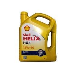 Universal Oil Shell Hx5 Diesel Oil 5 L
