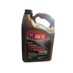 Universal Oil Evo Diesel Turbo Super 5l