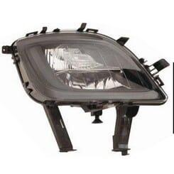 Opel Astra Spot Light Black Left