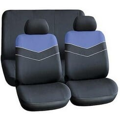 Universal Seat Cover (6 Piece) - Blue