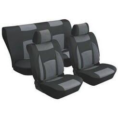Universal 8 Pcs Seat Cover - Tan