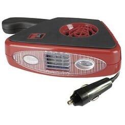 Universal Car Heater & Fan(With Light)