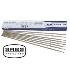 Pinnacle Chisa E6013 Mild Steel Welding Rods 1kg   3.2mm