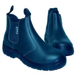 Pinnacle Austra Chelsea Boots Black STC