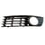 Audi A4 B6 Front Bumper Grille With Hole Left