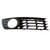 Audi A4 B6 Front Bumper Grille With Hole Right